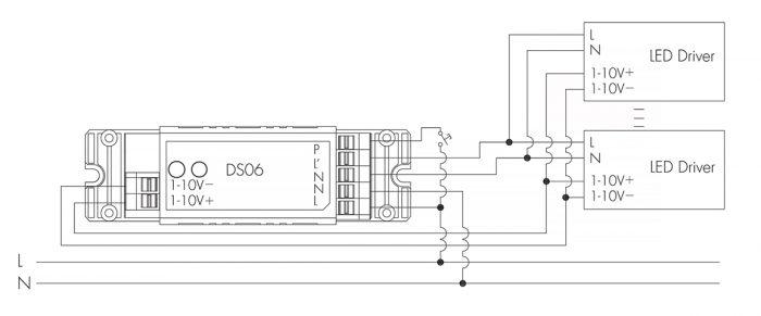 Ds06 Daylight Sensor Photocell Advance